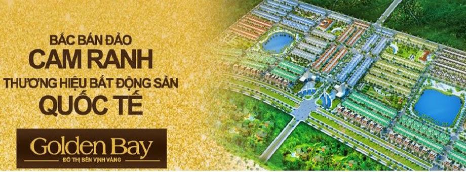 GOLDEN BAY mở bán với giá từ 3,4 triệu/m2 (428 triệu/nền)
