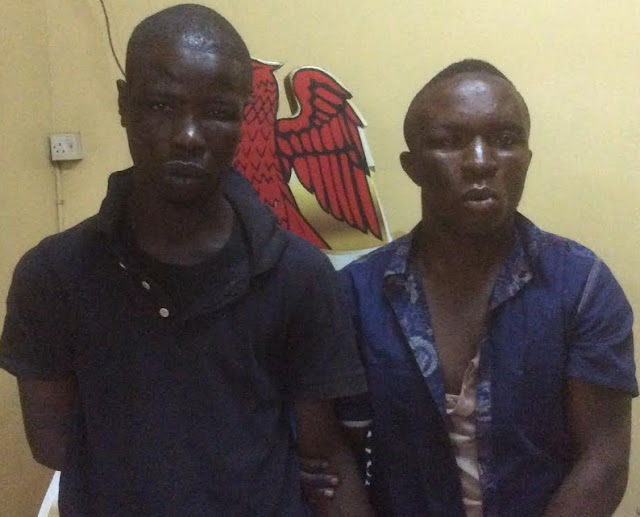 mile 2 robbers arrested