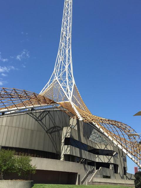 Visiting Melbourne