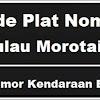 Kode Plat Nomor Kendaraan Pulau Morotai