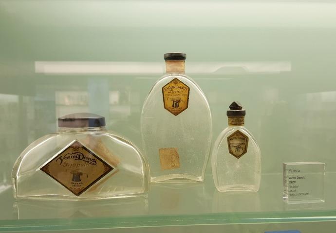 varon dandy frascos perfume edicion vintage