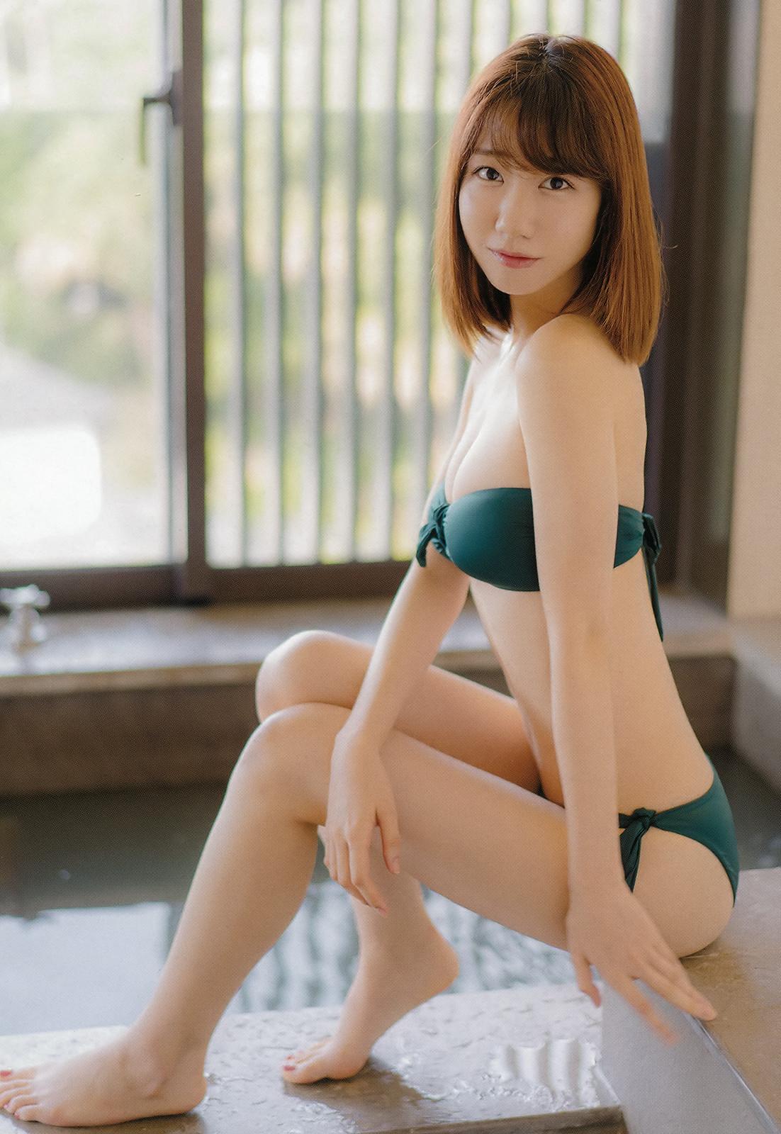Kashiwagi Yuki 柏木由紀, Young Champion 2018 No.08 Part.02 (ヤングチャンピオン 2018年8号)