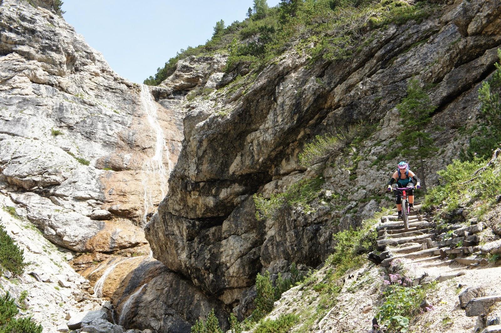 gps-track Mountainbike Tour Plätzenwies (Südtirol)