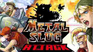 Download Metal Slug Attack Mod Apk Android Update 2018 Versi Terbaru