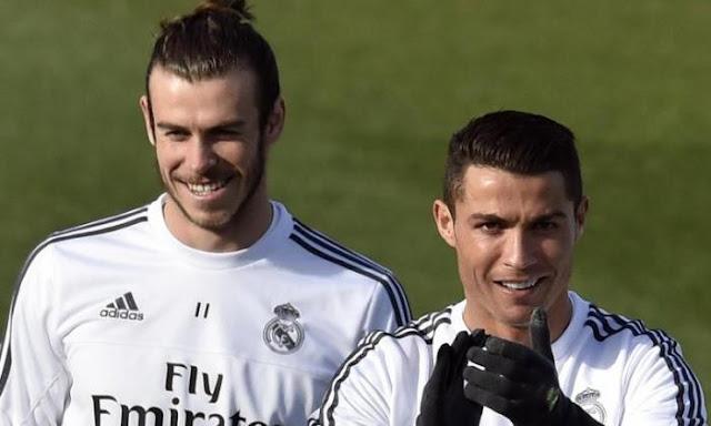 Disebut Cekcok dengan Ronaldo, Bale : Kami Selalu Akur