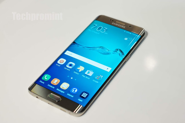 Samsung Unexpectedly Exposes Radical New Galaxy Smart-phone