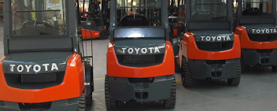 Toyota Forklift Sales - Earns Profit for You