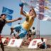 Mañana comienzan los Juegos Argentinos de Playa en Las Grutas