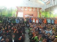 Isi Materi MOS, Letkol CPN Sundoro, Bakar Semangat Cinta Tanah Air Siswa SMK 2 Amuntai