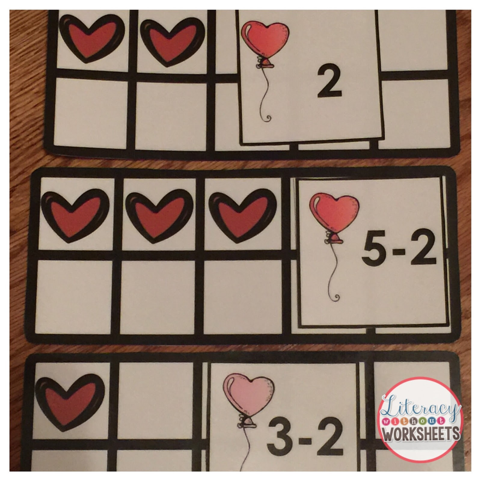 February Activities With A Freebie