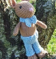 http://www.ravelry.com/patterns/library/easter-bunny-outfit-for-genevie