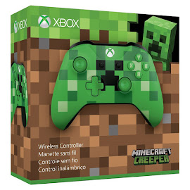 Minecraft Microsoft Creeper Xbox Wireless Controller Gadget
