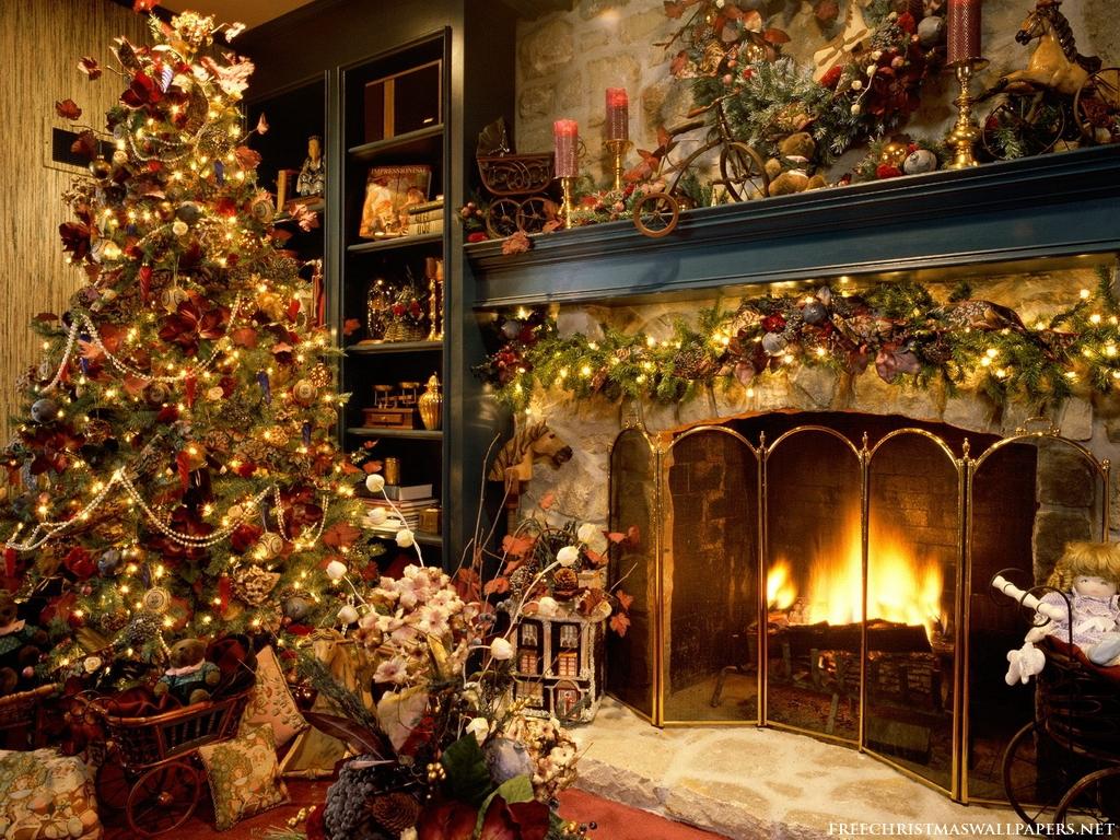 christmas wallpapers free - Free Desktop Wallpaper
