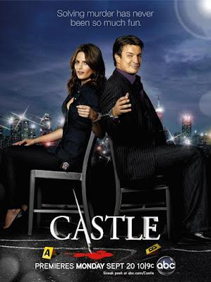 Castle (TV Series) S08 DVD R1 NTSC Sub