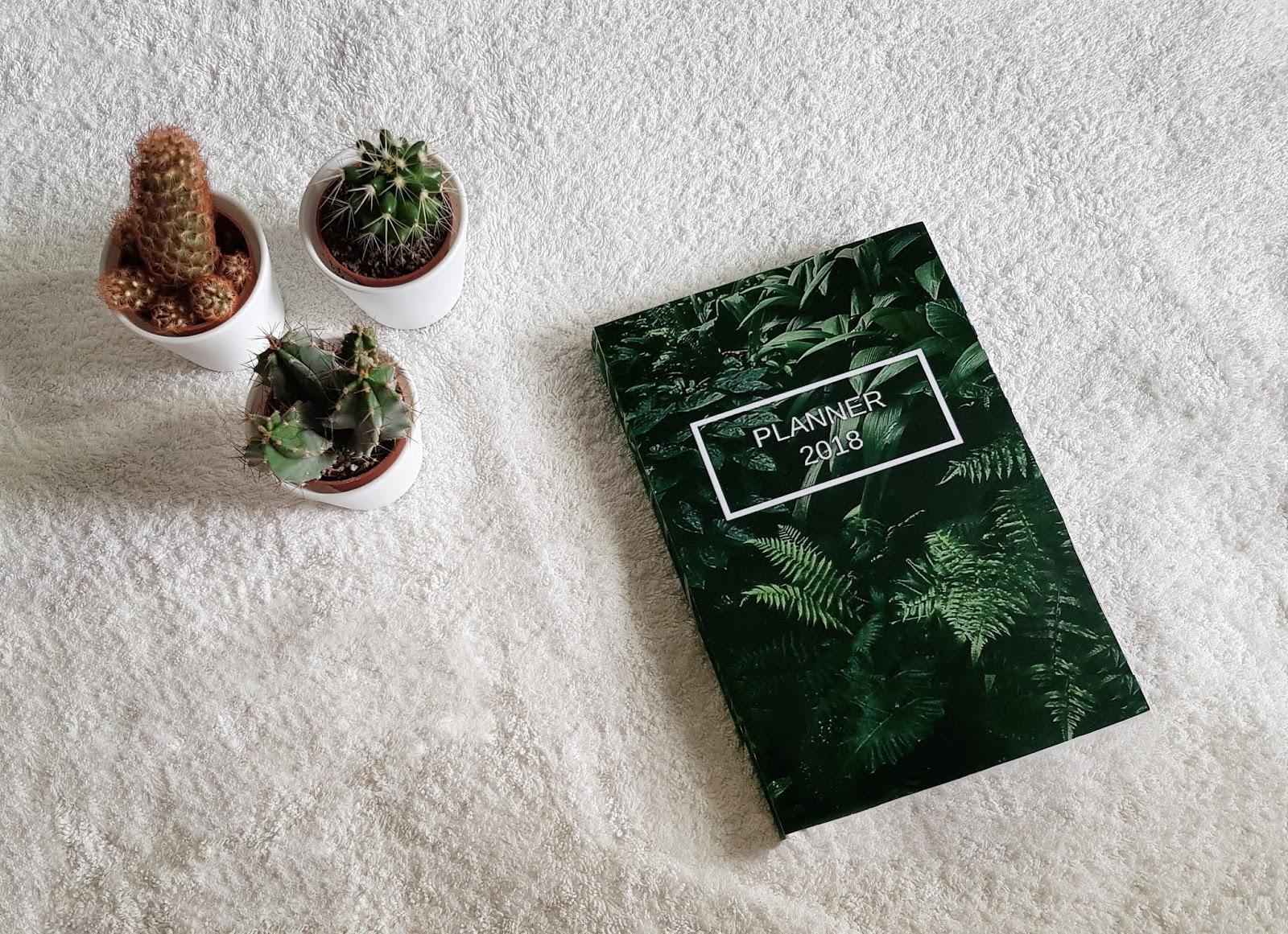 DIY Planner/Kalendarz 2018
