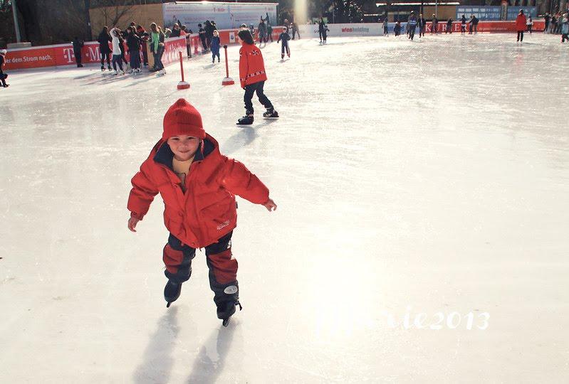 ice skating, wiener eistraum