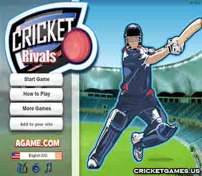 Online Cricket Rivals Game