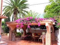 chalet en alquiler zona eurosol benicasim jardin1