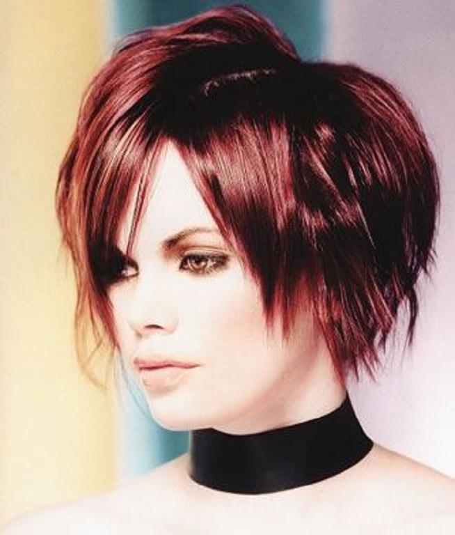 Cortes cabello rockeros para mujeres