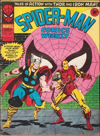 Spider-Man Comics Weekly #141