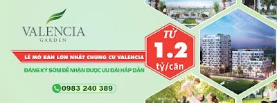 chung cư valencia