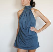 DIY Tee Shirt Dresses