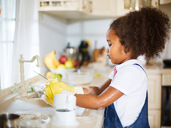 Why Your Children Need Chores To Be Successful in Life