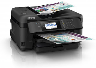 Download Epson WorkForce WF‑7715DWF drivers