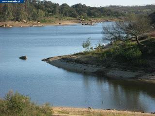Barragem do Poio, Zonas de Pesca de Castelo de Vide / Portalegre (Alto Alentejo), Portugal (Fish / Pesca)