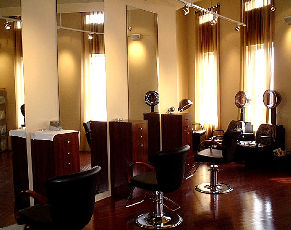 Free Designs and Lifestyles Salon Interior