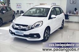 Lowongan Kerja Padang: PT. Honda Gajah Motor April 2018