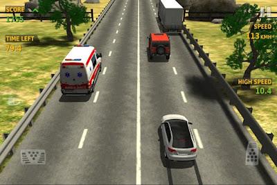 العاب ألسباق والسرعه  2016 Download Traffic Racer  Free games