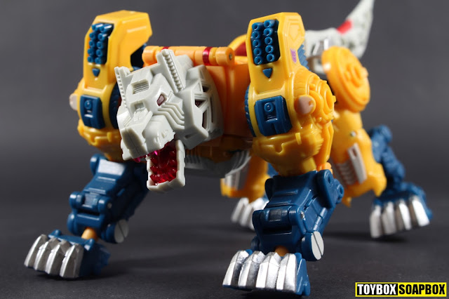 titans return wolfire beast mode