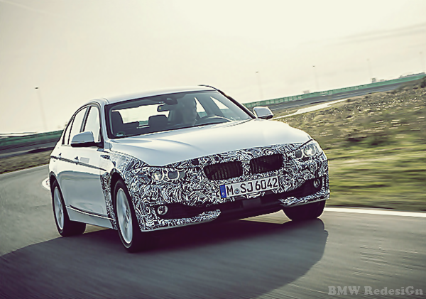 2017 BMW 3-Series eDrive Plug-in Hybrid