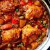 Chicken Afritada Stew