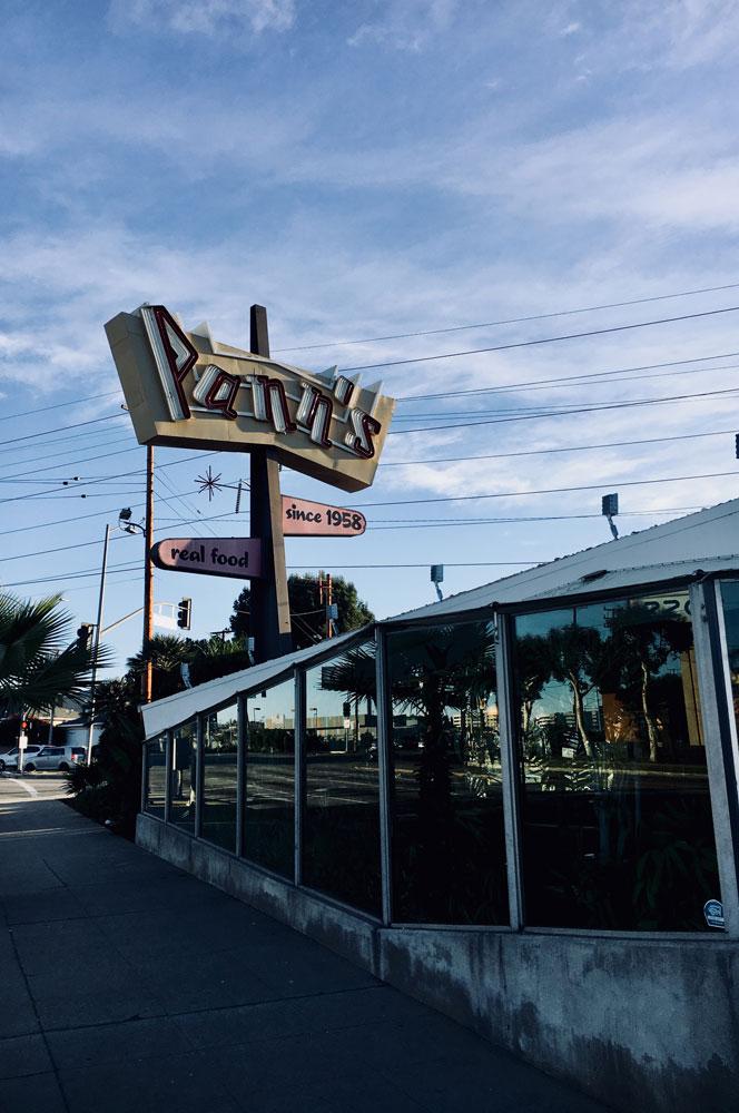 Pann's Diner LA
