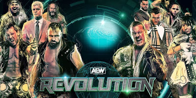 Current AEW Revolution Betting Odds