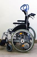 Schodołaz kroczący w zestawie z wózkiem
