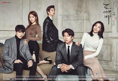Poster Drama Korea Goblin