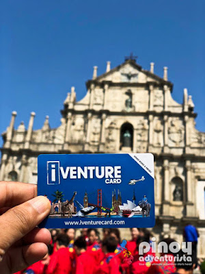 iVenture Card Hong Kong Macau