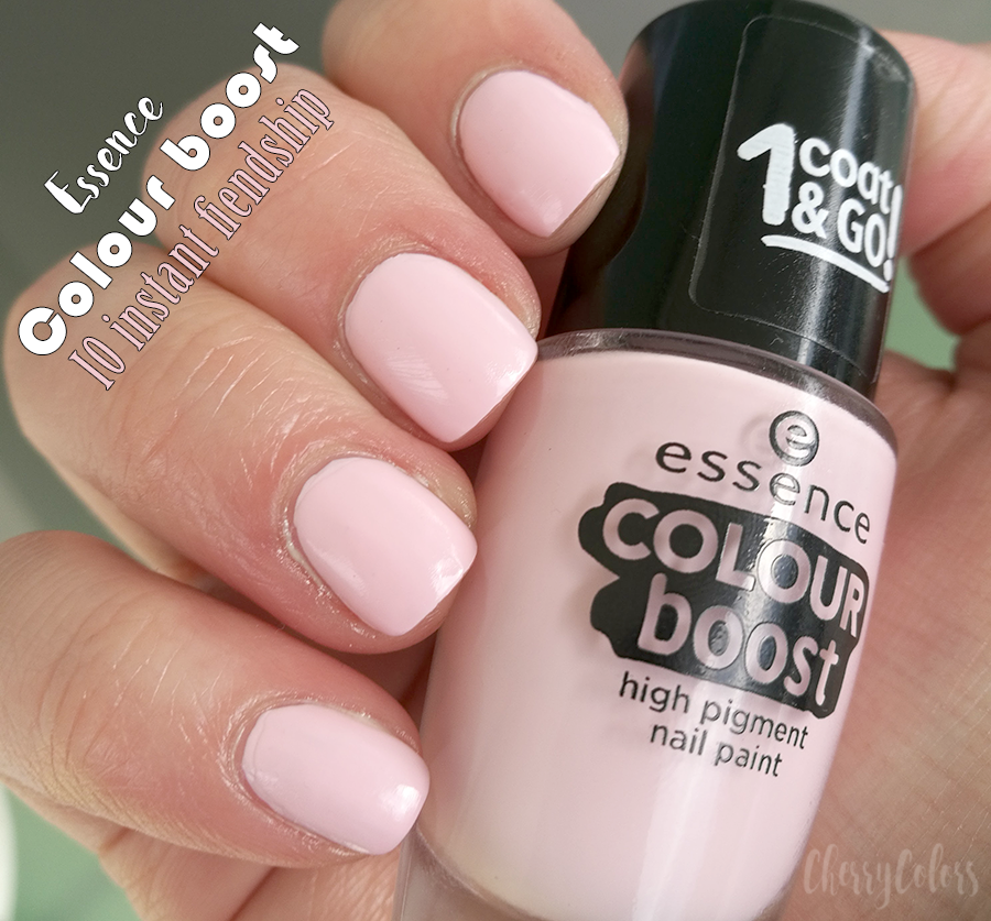 ESSENCE Colour Boost - 01 instant friendship