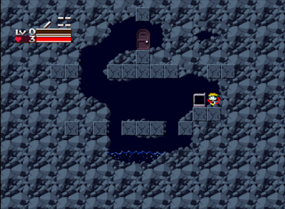 洞窟物語復刻中文版(Cave Story),超經典動作角色扮演ARPG冒險!