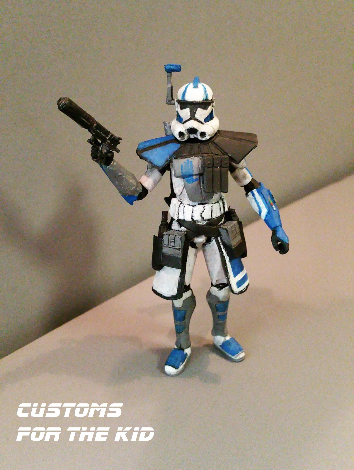 Star Wars: Customs for the Kid: