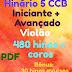 Hinário 5 Ccb - (iniciante + Avançado) - Violão (pdf)