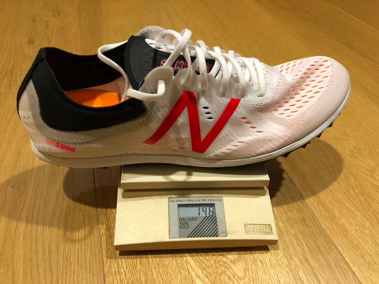 the latest 2eacf ceeb8 Road Trail Run  First Impressions Review  New Balance LD5000v5 Track ...