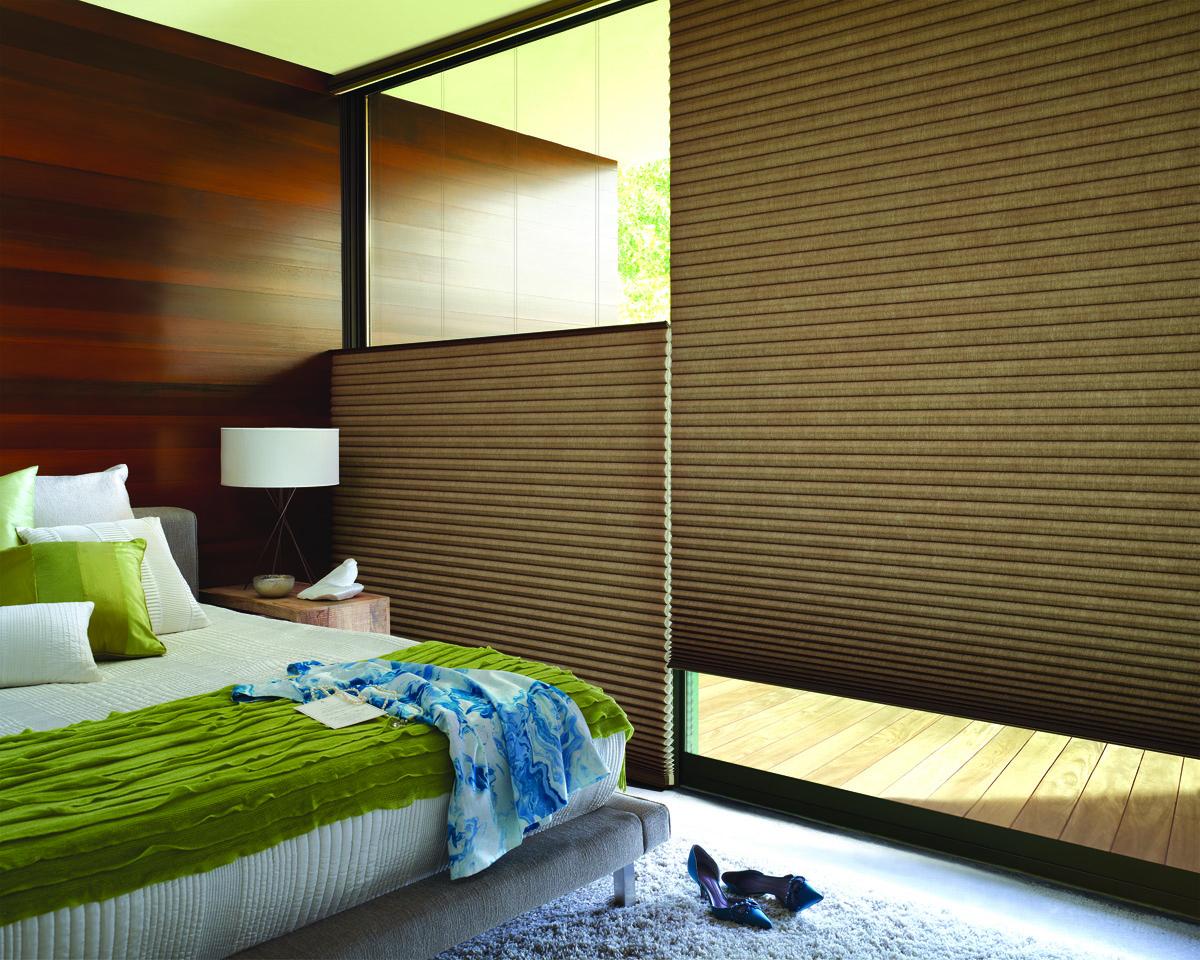HunetrDouglas風琴簾   HunterDouglas窗簾-30年經典風琴簾(蜂巢簾)榮獲IF產品(幼兒安全)設計大獎