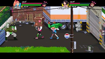 River City Girls Game Screenshot 4