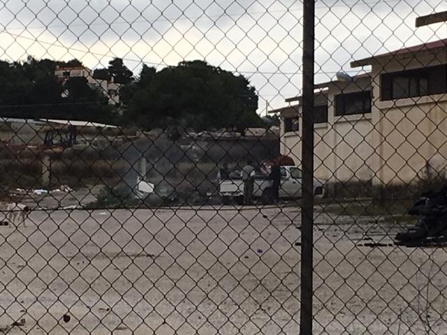 Τ. Λάμπρου: Ξέφραγο αμπέλι και σε άθλιο χάλι οι αποθήκες του Δήμου Ερμιονίδας στην Αυλώνα
