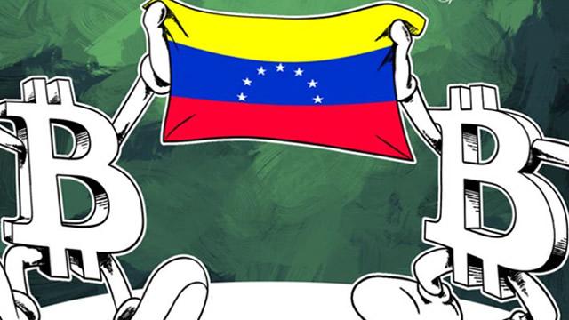 El bitcoin se presenta como una opción para la economía venezolana