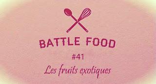 Battle Food #41: annonce du thème et inscriptions!